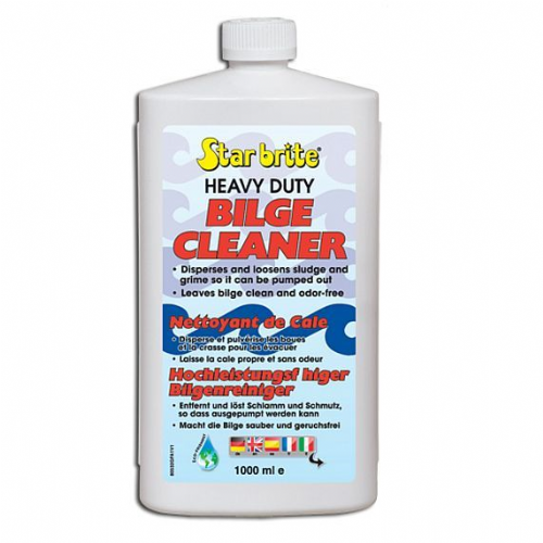 Starbrite Bilge Cleaner Heavy Duty 1Ltr Clean and Odour Free